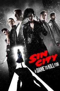 Póster de la película Sin City 2: Una dama por la que matar