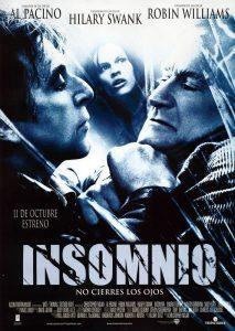 Póster de la película Insomnio (2002)