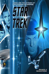 Póster de la serie Star Trek: La serie original Temporada 2