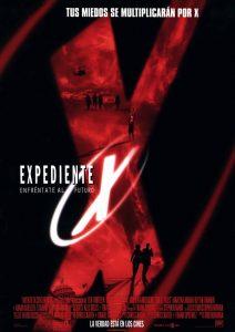 Póster de la película Expediente X: Enfréntate al futuro