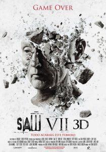 Póster de la película Saw VII