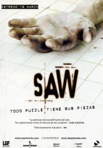 Póster de la película Saw