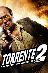 Póster de la película Torrente 2: Misión en Marbella