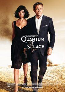Póster de la película Quantum of Solace