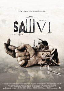Póster de la película Saw VI