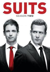 Póster de la serie Suits. La clave del éxito Temporada 2