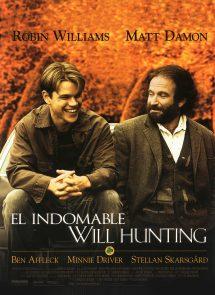 Póster de la película El indomable Will Hunting