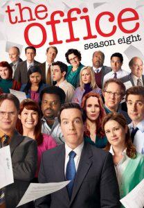 Póster de la serie La Oficina (The office) Temporada 8