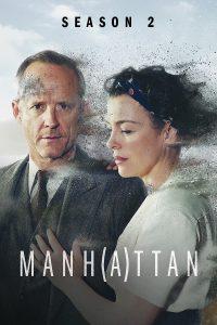 Póster de la serie Manhattan Temporada (cancelada) 2