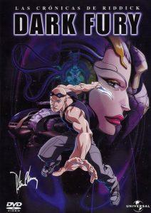Póster de la película Las crónicas de Riddick: Dark Fury
