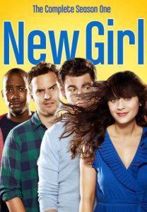 Póster de la serie New Girl Temporada 1