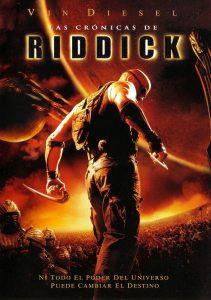 Póster de la película Las crónicas de Riddick