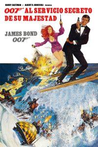 Póster de la película 007 Al servicio secreto de su Majestad