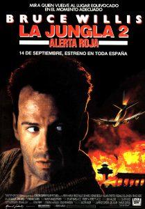 Póster de la película La Jungla 2: Alerta Roja