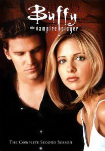 Póster de la serie Buffy, la cazavampiros Temporada 2