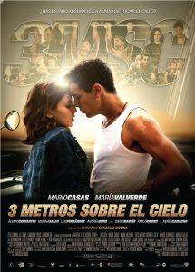 Póster de la película Tres Metros Sobre El Cielo (2010)