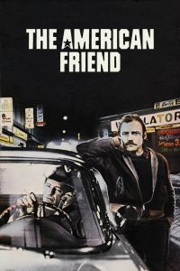 Póster de la película El amigo americano