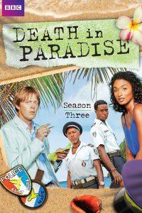 Póster de la serie Crimen en el paraíso Temporada 3