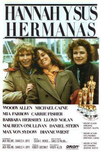 Póster de la película Hannah y sus hermanas