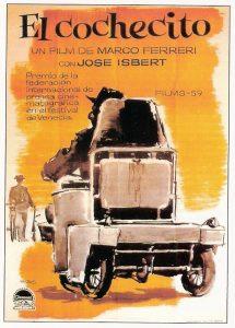 Póster de la película El cochecito