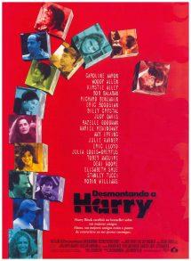 Póster de la película Desmontando a Harry