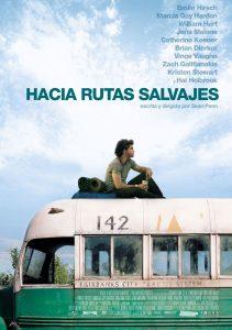 Póster de la película Hacia rutas salvajes