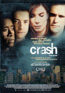 Póster de la película Crash (Colisión)