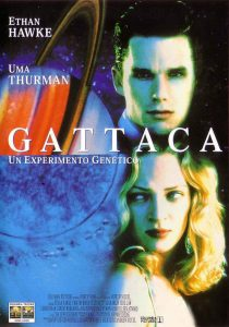 Póster de la película Gattaca