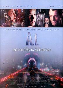 Póster de la película A.I. Inteligencia Artificial