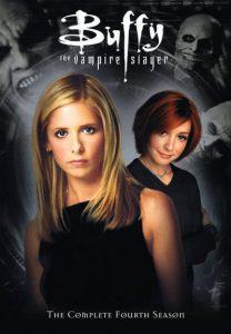 Póster de la serie Buffy, la cazavampiros Temporada 4