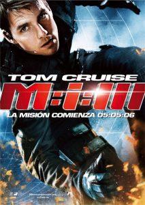 Póster de la película Misión imposible 3