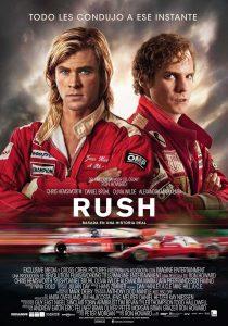 Póster de la película Rush (2013)