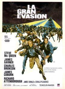 Póster de la película La gran evasión