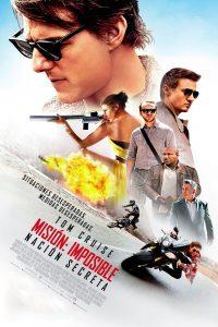 Póster de la película Misión imposible 5: Nación secreta