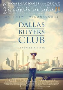 Póster de la película Dallas Buyers Club