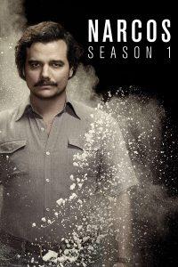 Póster de la serie Narcos Temporada 1