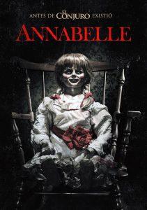 Póster de la película Annabelle