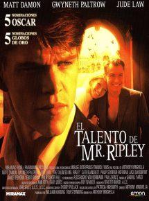 Póster de la película El talento de Mr. Ripley