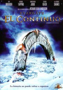 Póster de la película Stargate: El contínuo