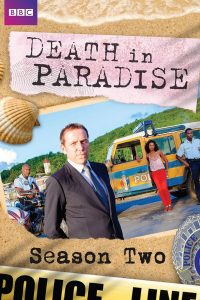 Póster de la serie Crimen en el paraíso Temporada 2