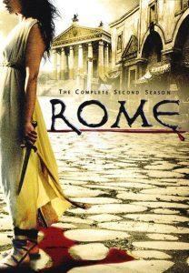 Póster de la serie Roma Temporada Final 2