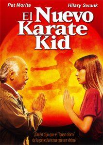 Póster de la película El nuevo Karate Kid