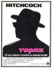 Póster de la película Topaz