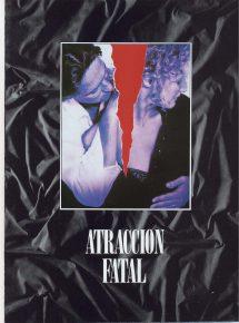 Póster de la película Atracción fatal (1987)