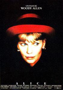 Póster de la película Alice (1990)