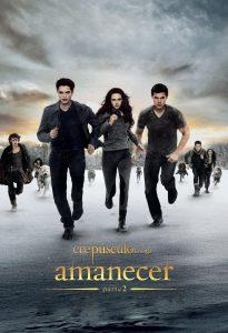 Póster de la película La saga Crepúsculo: Amanecer – Parte 2