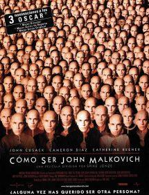 Póster de la película Cómo ser John Malkovich
