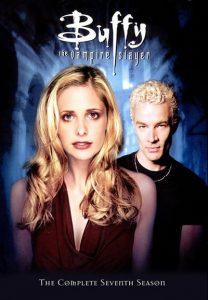 Póster de la serie Buffy, la cazavampiros Temporada Final 7