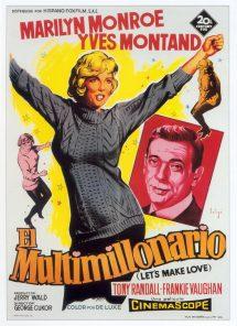 Póster de la película El multimillonario