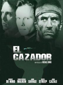 Póster de la película El cazador (1978)